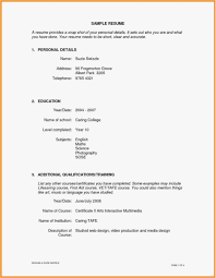 Sample Chef Resume Examples Line Cook Resume Examples Inspirational