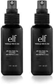 e l f makeup mist and set clear 2 02 ounce 2 pack