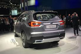 2018 subaru ascent 7. contemporary ascent subaru ascent concept throughout 2018 subaru ascent 7