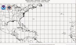 Hurricane Tracking Chart 2017 Atlantic Basin Hurricane Tracking Chart Tularosa Basin 2017