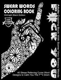 Printable Coloring Swear Word Coloringok Pages Free Printable