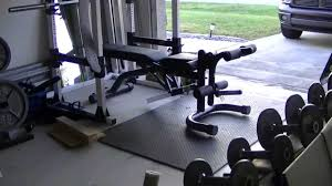Home Gym Make A Home Gym What I Have And How Much Youtube