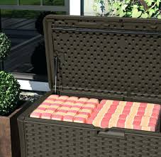 C Gallon Extra Large Deck Box Modest Suncast Wicker Amazon T0987977