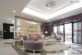 Modern Pop Ceiling Designs For Living Room Modern Pop Ceiling Designs For Luxury Living Room With Gray