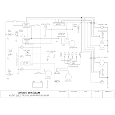 wiring diagram auto car wiring diagrams explained at Light Wiring Diagrams Automotive