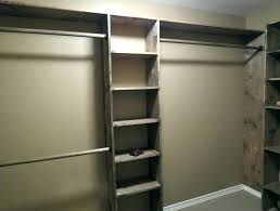 make your own closet organizer build your own closet organizer ideas shelves plans