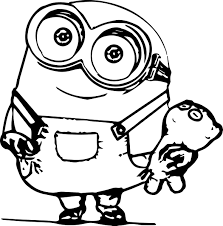 Free printable minion coloring sheets for kids that you can print out and color. Color Coloring Sheetsor Toddlersree Minion Book Pages Minions Lovely Printable To Download Images Ideas Cool Pictures Boy Colouring Print Kidsull Simple Childrens Madalenoformaryland