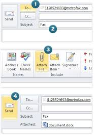 Document Fax Fax By Email Internet Fax Services Metrofax