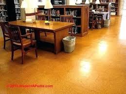 cork flooring underlayment