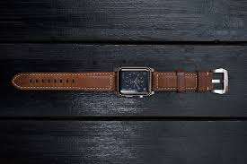 horween leather apple watch strap
