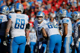 Tampa Bay Depth Chart 2018 Detroit Lions 2018 Depth Chart Breaking Down The First