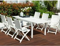 white garden furniture. White Outdoor Furniture Unique Patio Dining Set Garden Sets Best Nail Capable T