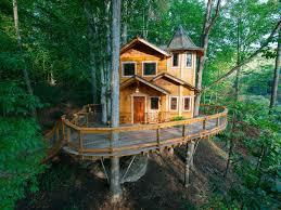 Simple Treehouse Plans Treehouse Platform Plans Tree Fort Ideas