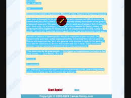 Amazing Cover Letter Creator Amazing Cover Letter Creator Demo An Inside Peek Youtube