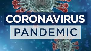 coronavirus timeline tracking major