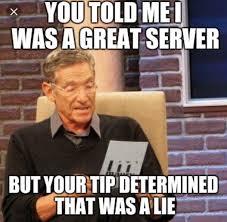 Image result for tipping memes server