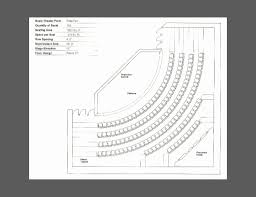 Auditorium Theater Seating Chart Miller Auditorium Seating Chart New 64 Inspirational Stock