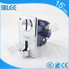 Selling Vending Machines Inspiration Hot Selling DG48 DG48 DG48F Multi Value Coin Reader Coin Acceptor
