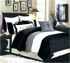 gray and white bedding sets comforter queen medium size of comforters black set mind blowing bedroom