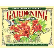 farmers almanac gardening calendar. Brilliant Calendar With Farmers Almanac Gardening Calendar