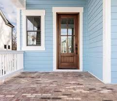 the benefits of fiberglass doors by