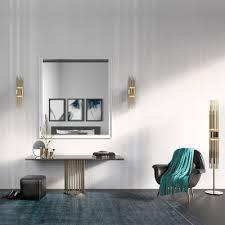 Superior floor lamp living Stainless Steel Taikaen Gold Plated Designer Modern Floor Lamp Juliettes Interiors