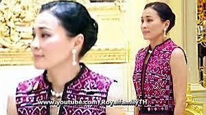 ทรงพระสิริโฉมงดงาม! พระราชินีทรงออกงานพร้อมในหลวง ร.10 เป็นวันที่ 2 -  YouTube