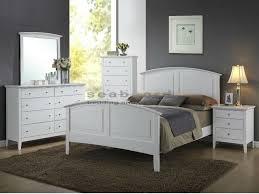 Ideas Delightful White Queen Bedroom Set Daniels White Panel 5 Pc Queen  Bedroom 3236