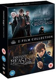 Fantastic Beasts: 2-film Collection | DVD | Free shipping over £20