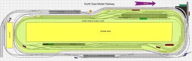 n scale dcc wiring diagrams wiring library north east model railway trenholme junction track plan