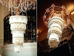 upside down chandelier plus upside down chandelier wedding cake stand upside down chandelier aj 948