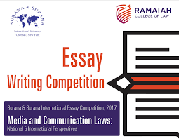 surana surana international essay competition