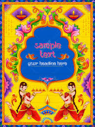 Sample Welcome Banner Colorful Welcome Banner In Truck Art Kitsch Style Of India Royalty