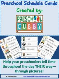 plan daily schedule 9 tips tools to plan a daily preschool schedule