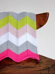 Chevron Knitting Pattern Adorable Ravelry Chevron Baby Blanket Pattern By Espace Tricot