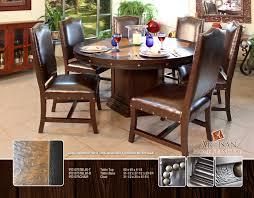 breathtaking 60 inch round dining table set dumlupinaruniversitesi com