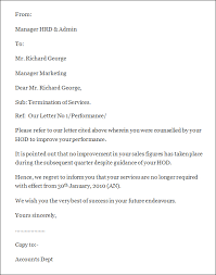 employer best letter examples employment separation letter doc529684 employee separation letter free termination letter employment separation letter how to write a termination letter to an employer
