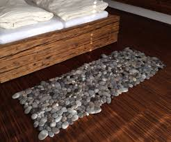 ... felted pebbles how to make wool stones architecture felt stone foot  stool and really cool masculine ...