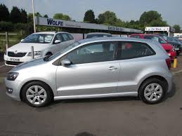 Used 2011 Volkswagen Polo 1.2 TDI Bluemotion 3dr for sale in ...