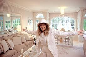 Barbra Streisand Interior Design Take A Tour Of Barbra Streisands Home