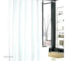 best shower rod kind curtain liner holders home depot material