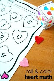 Valentines Day Math Activity Free Printable Valentines Day Math ...