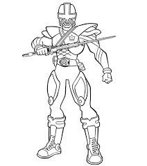 See all of our preschool color activities! Top 25 Free Printable Power Rangers Megaforce Coloring Pages Online