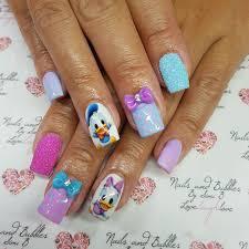 41 Incredibly Cute Disney Nail Art Ideas That Decry Your Disney ...