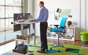 maximize your benefits from a sit stand desk