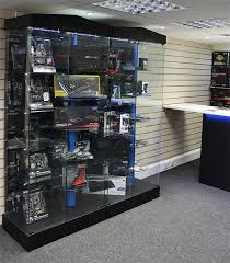 the uk gaming computers showroom