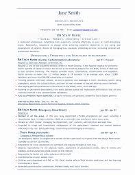 Microsoft Word Resume Template 2010 Elegant Free Resume Templates