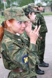 Служба женщин в армии в России тайные желания или будущая  Причины по которым женщины добровольно идут служить в армию