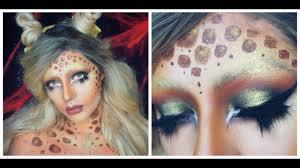 giraffe makeup makeup dehsonae