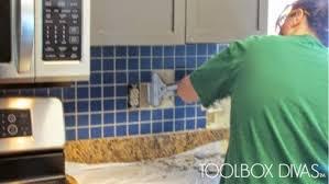 Removing Tile Backsplash Custom Tile Removal 48 Remove The Tile Backsplash Without Damaging The
